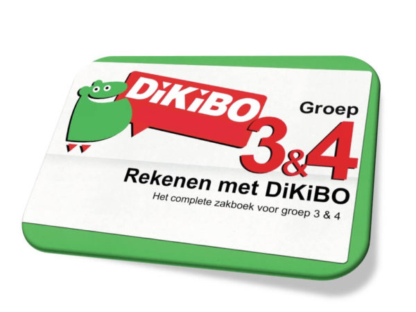 DiKiBO Rekenen Compleet groep 3 en 4