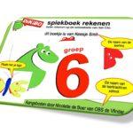 DiKiBO Spiekboekje rekenen groep 6 Special Edition